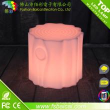LED-Baumstumpf-Patio-Möbel