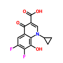 154093-72-8 1-Cyclopropyl-6,7-difluoro-1,4-dihydro-8-hydroxy-4-oxo-3-quinolinecarboxylic Acid