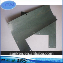 Die cut insulation material fish paper sheet for electrical motor