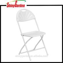 Outdoor Picknick Portable Kunststoff faltbare Stuhl