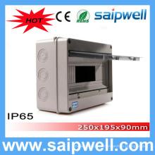 Saip Высокое Качество IP65 12 способов водонепроницаемый бокс MCCB 250 * 195 * 90 мм