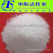 Water absorbing polymer crystals PAM Polyacrylamide
