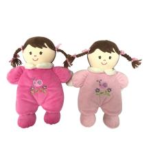 Плюшевая кукла маленькая девочка