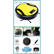 Aspirador Smart Robot Aspirador para electrodomésticos