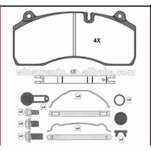 29181 Lkw-Bremsbelag von Renault & Volvo Trucks