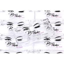 B158 Hitomi High Quality Private Eyelash Packaging wholesale false eyelashes luxury Acrylic eyelashes box