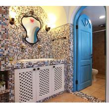 Glass Mosaic New Goldline Series Swimming Pool Tile
