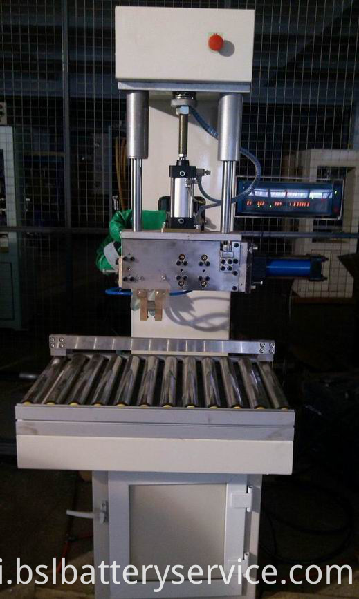 Semi-automatic Leakage Testing Machine