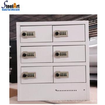 Самостоятельный дизайн металлический шкафчик каркас шкафа зарядная станция мобильного телефона