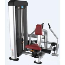 Equipo de gimnasio comercial sentado máquina de remo con nuevo diseño