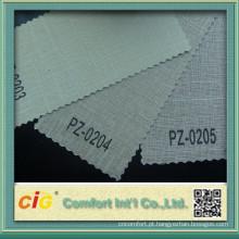 Protetores solares de tecido de poliéster tecido PVC protetor solar