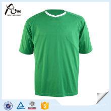 Maßgeschneiderte 100 Polyester Jersey Blank Soccer Trikots