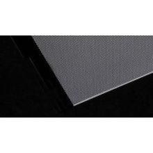 Placa de xadrez em alumínio 6063