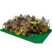 Einfache Bedienung Gute Qualität Kinder Indoor Spielplatz zum Verkauf