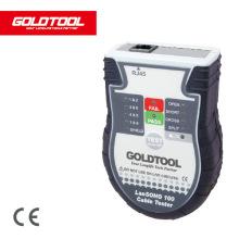 RJ45 HANDY LAN CABLE TESTER  TCT-100 Goldtool