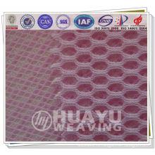 Ткань полиэфирной сетки, 0639 Спортивная обувь 3D Air Mesh Fabric
