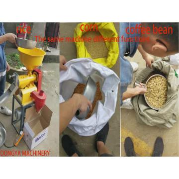 DONGYA 6N-40 4003 Factory rice milling machine philippines
