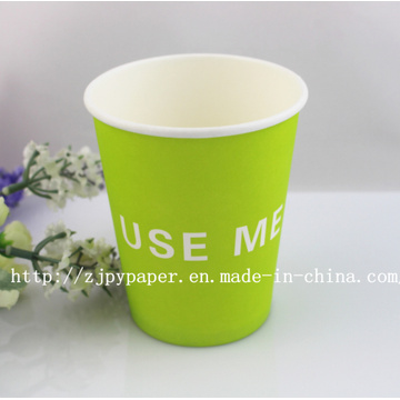 Kundenspezifische Single Wall Paper Cup (New-Style in New York) -Swpc-68