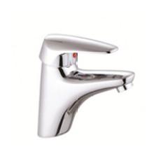 Mezclador de lavabo de una manija (JN80066)