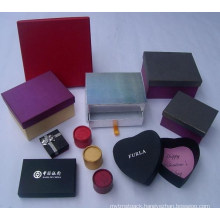 Paper Gift Jewelry Box for Packing