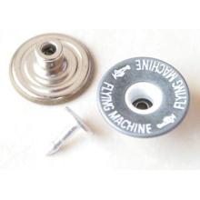 Rhinestone Moving Jeans botones B295