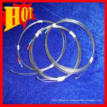 ASTM B863 Gr3 Pure Titanium Wire in Stock