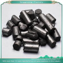 99% Graphitized Columnar Carburizer High Carbon Low Sulfur Low Nitrogen Petroleum Coke