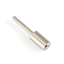 Acier inoxydable de pièces tournantes adaptées aux besoins du client d'axe de goupille en métal