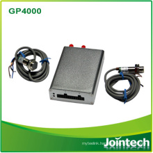 Vehicle GPS Tracker with Temperature Sensor Support