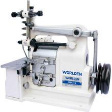 WD-318 Shell Stitch Overedging máquina