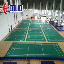 Bandmintin PVC Flooring BWF Approved