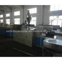 Advanced Design Plastic PVC Profile Extrusion Line Machinery