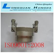 Pièces en aluminium moulées sous pression en alliage d'aluminium, moulages sous pression