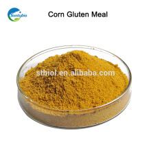 Prix du repas de gluten de maïs de qualité alimentaire pour l'alimentation des animaux