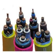 Câble flexible en caoutchouc / caoutchouc caoutchouc flexible