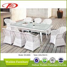 Наружная мебель Обеденный стол и стул (DH-6065)