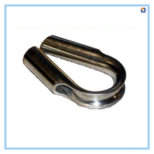 Stainless Steel Parts for Tube Thimble, Polished Finish