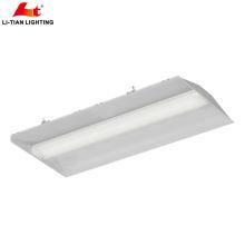 40 w 50 w empotrado llevó la luz de troffer panel luz 2x4 50w garantía 5 años