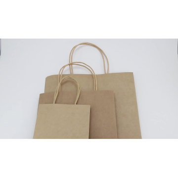 Hochwertige Custom Logo Papier Einkaufstasche