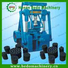 Top quality best price coal honeycomb briquette machine