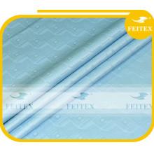 Nouveau Broderie Coton Shadda Nigérian Design Brocade Guinée FEITEX Bazin Vêtement Africain Tissu