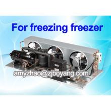congélateur de réfrigérateur médical de laboratoire avec des unités de condensation de réfrigération de réfrigérant de R404a