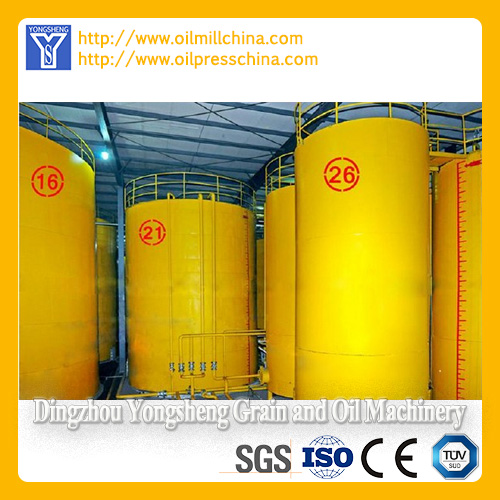 Oil Processing Machine-Oil Tank