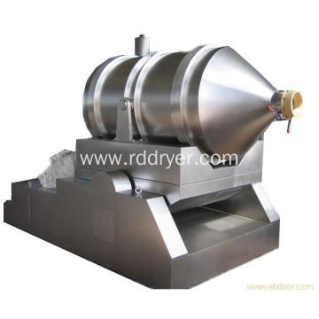 Organic fertilizer mixing machine