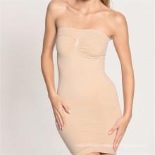 Ladies Tummy Control Tube Shaper Body Dress Underwear Slip Shapewear