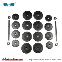 Adjustable Rubber Weight Plate for Set