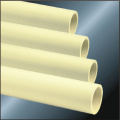 DIN PN16 Water Supply Cpvc Pipe Milk Yellow Yellow