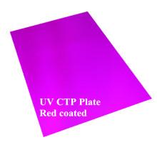 Пластина Ctcp с высоким красным покрытием