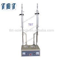 ТБТ-8929A с ASTM D4006 сырой нефти содержание воды тестер