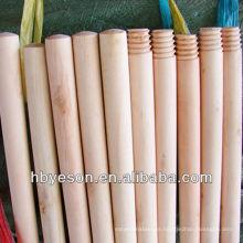 2.2 * 120cm palos de escoba de madera naturales